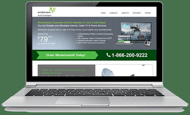 Windstream internet service