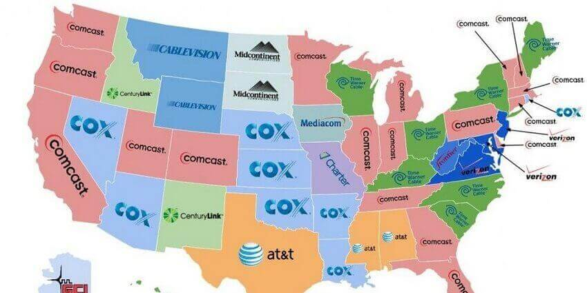 Which Cable Provider In Your Area Is Available Visioneclick