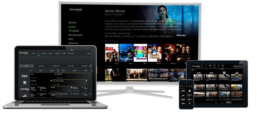 CenturyLink TV Service