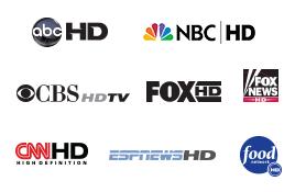 Spectrum TV Select Channels