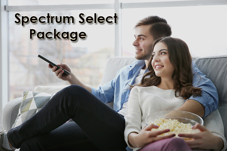 Spectrum select package channel lineup