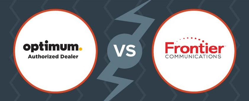 Optimum vs Frontier Communications
