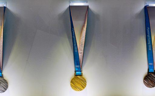 2018 Winter Olympics Medals
