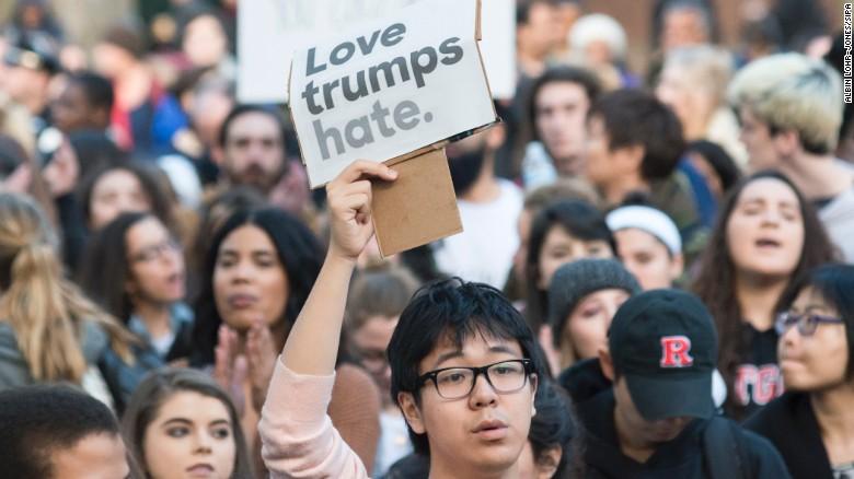 Love Trump Hate