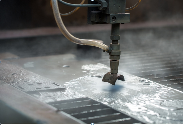 Waterjet Machining to Cut costs