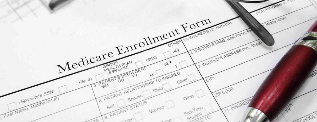 mediacare enrollment form