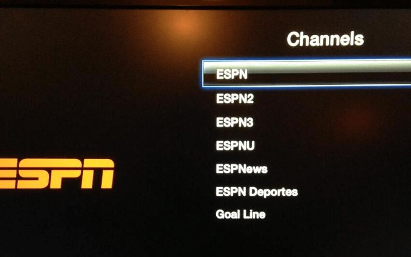 ESPN on DIRECTV