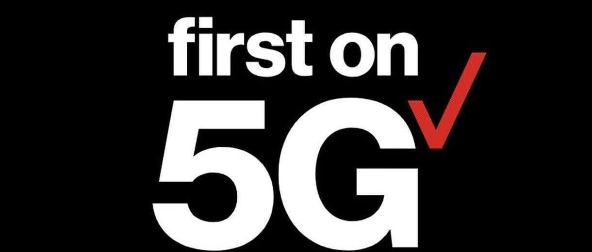 Verizon 5G first