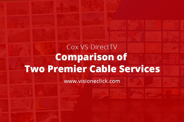 COX vs DirecTV