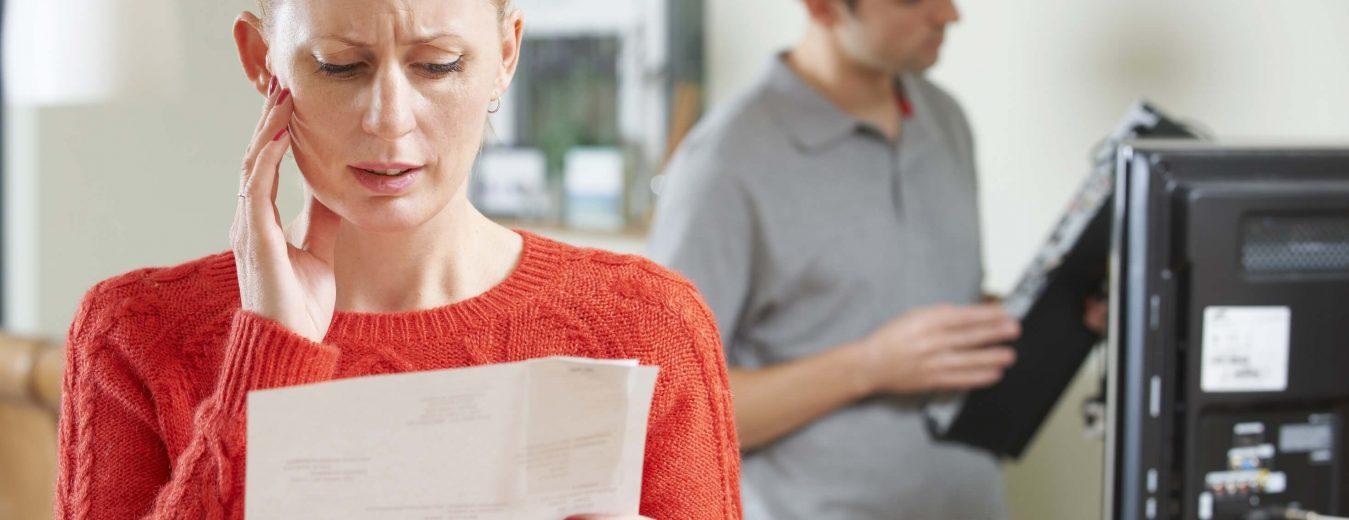Hidden Costs in Internet and TV Bills