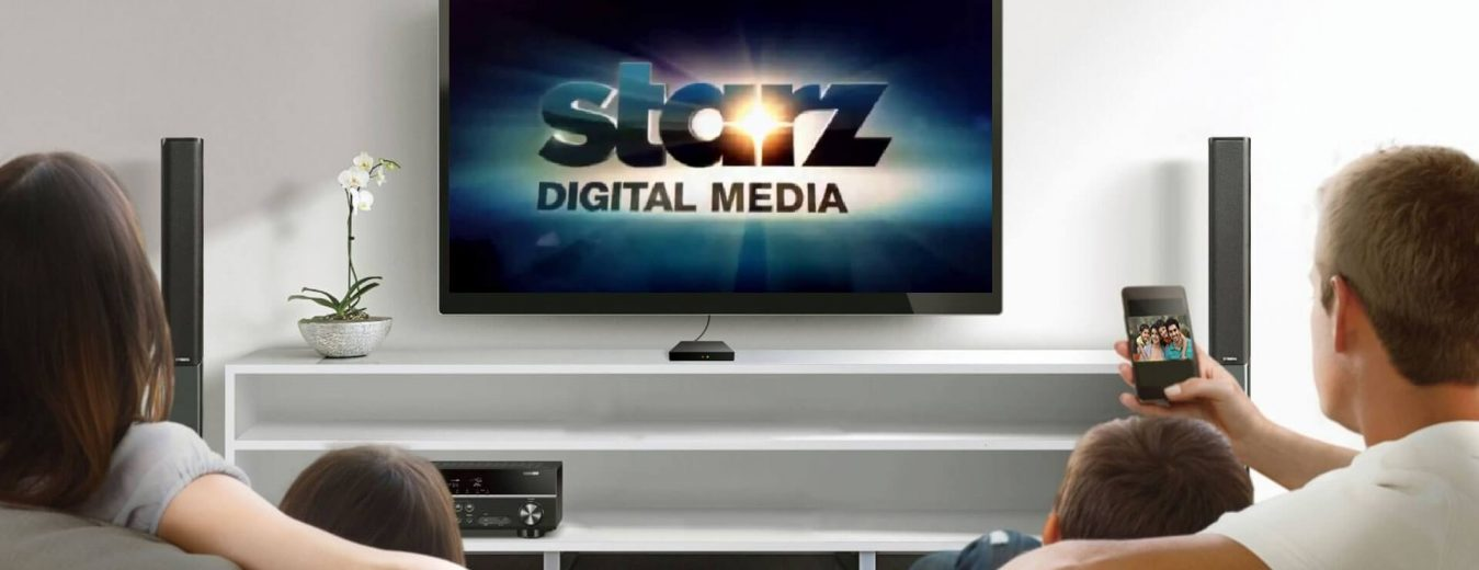 Starz on FiOS Frontier