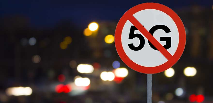 Local law for 5g deployment