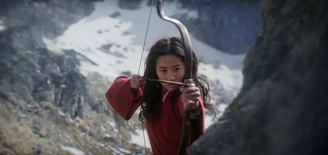 Mulan Remake trailer released