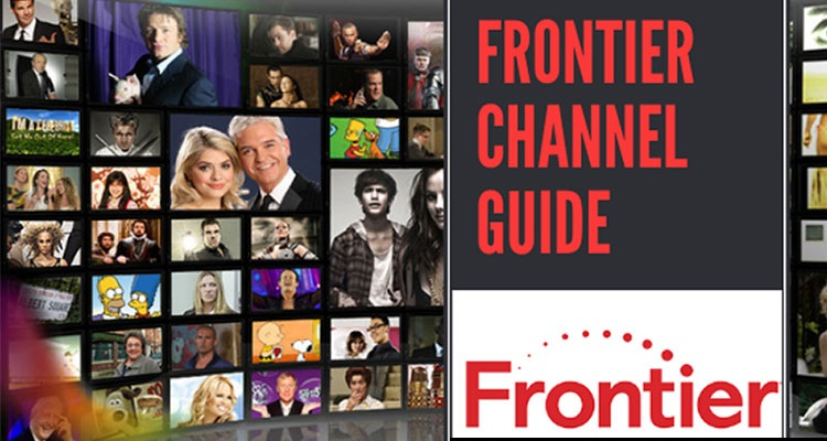 Frontier Fios channel guide