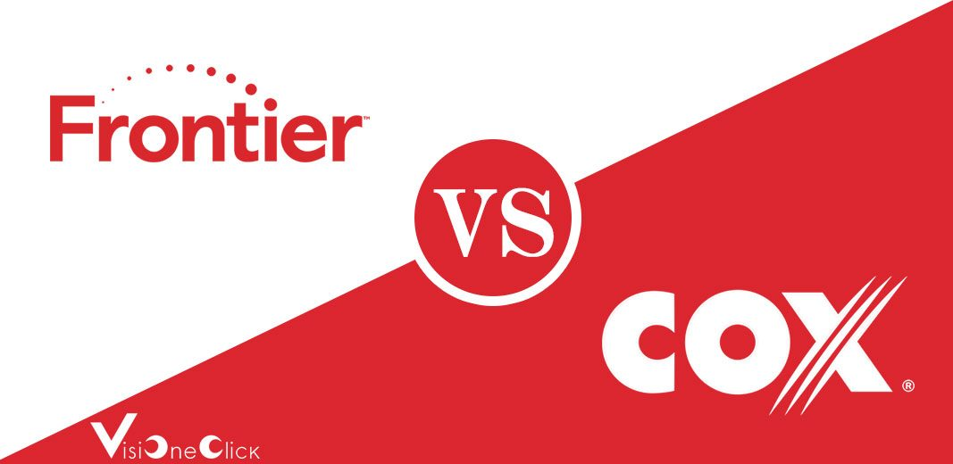 Frontier Vs Cox comparison