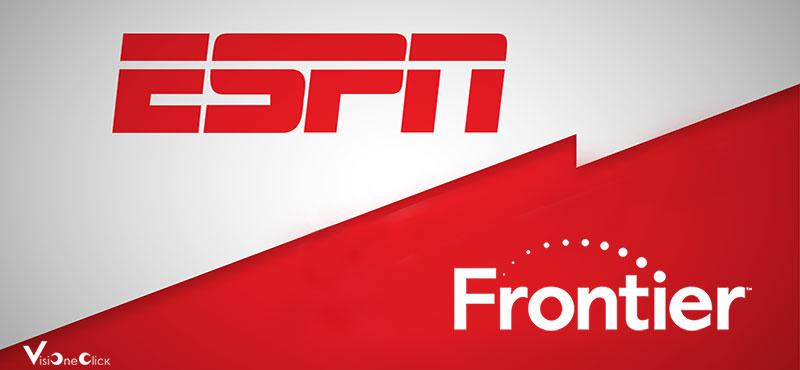 ESPN on FIOS Frontier