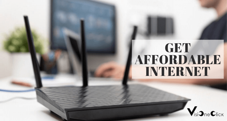 Get an Affordable Internet