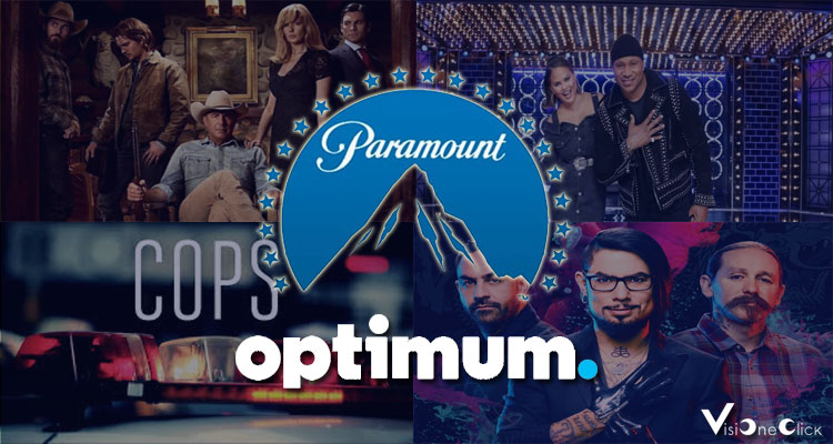 Paramount Network On Optimum