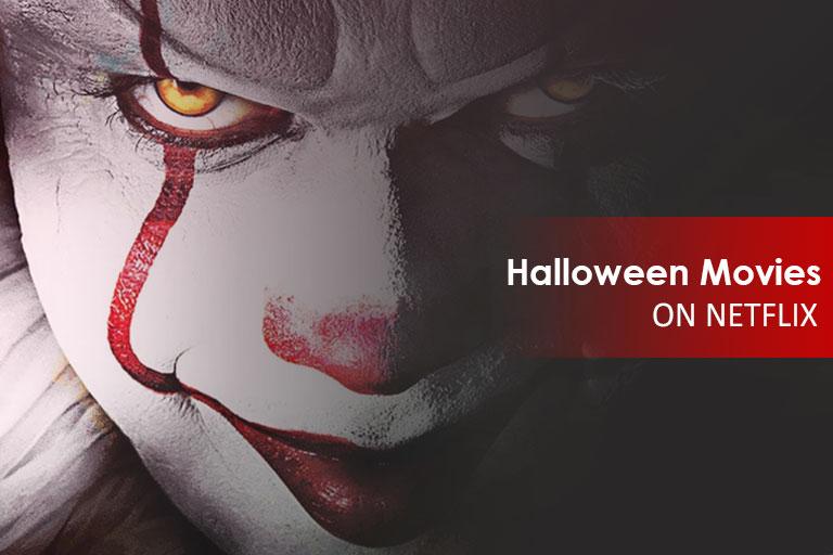best halloween movies on netflix now