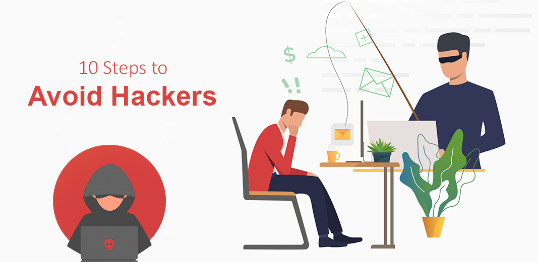 Avoid Being Hacked