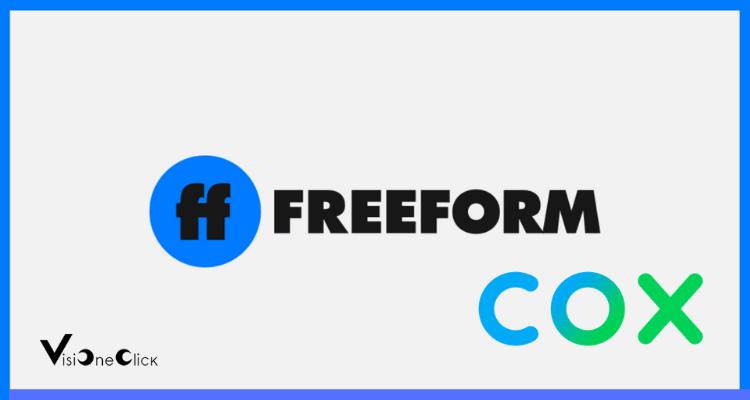Freeform on Cox