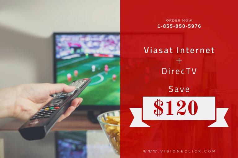 DirecTV and viasat bundle