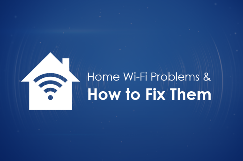 home wifi problems and solutions