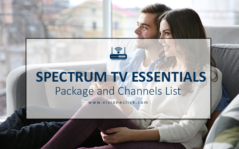 Spectrum TV Essentials package channel list