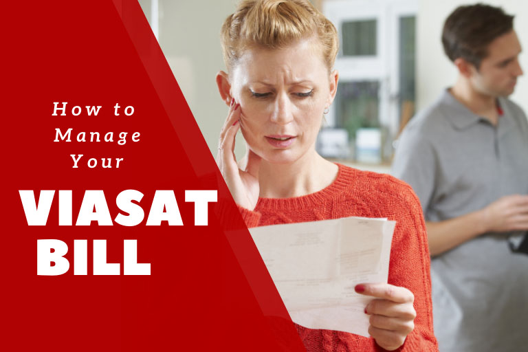 how to manage viasat bill pay