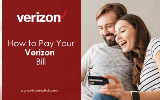 how to pay your verizon bill