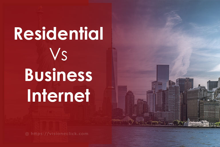 residential or business internet