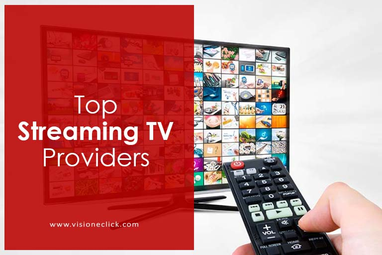 top streaming tv providers