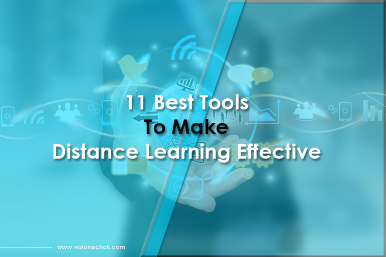 11 best tools to make distance learning effective