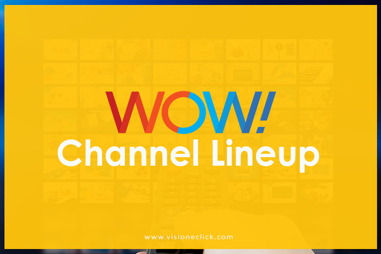 wow channel lineup