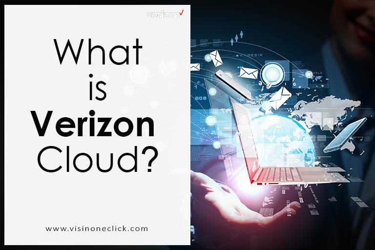what is verizon cloud app