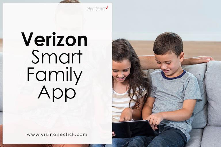 verizon smart family app