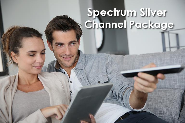 Spectrum Silver Channel Package