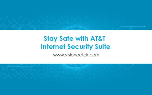 ATT internet security suite