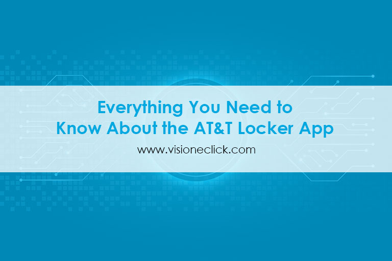 what is at&t locker app