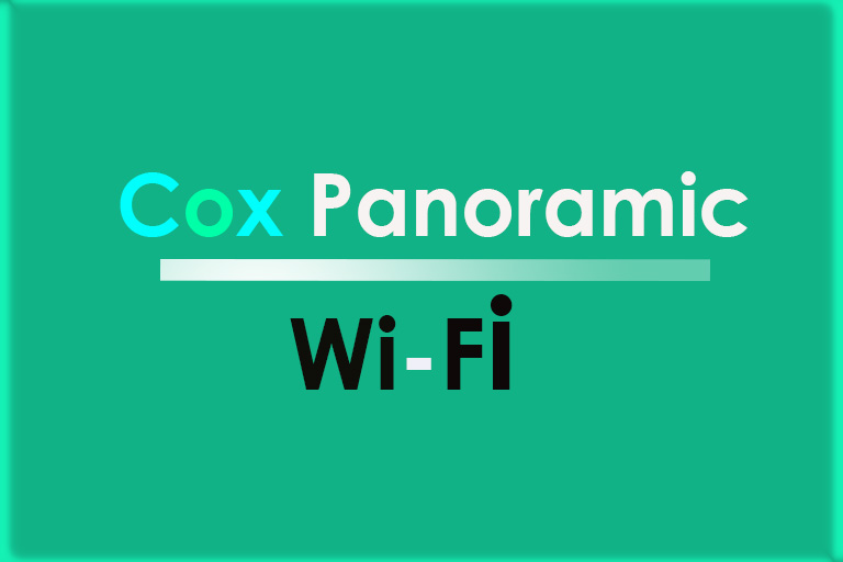 Cox Panoramic Wi-Fi