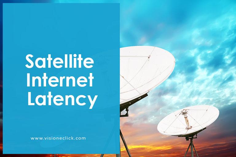 satellite internet latency