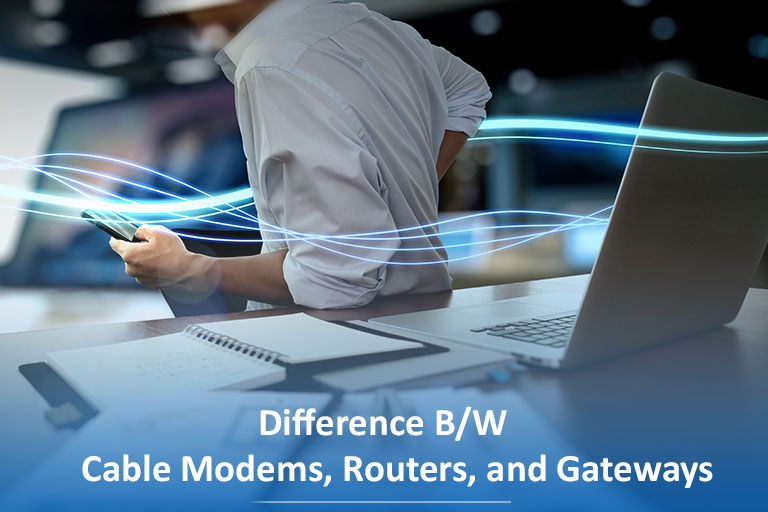 Cable Modems Routers and Gateways
