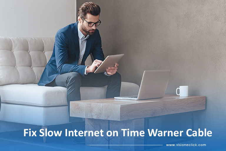 fix slow internet on time warner cable