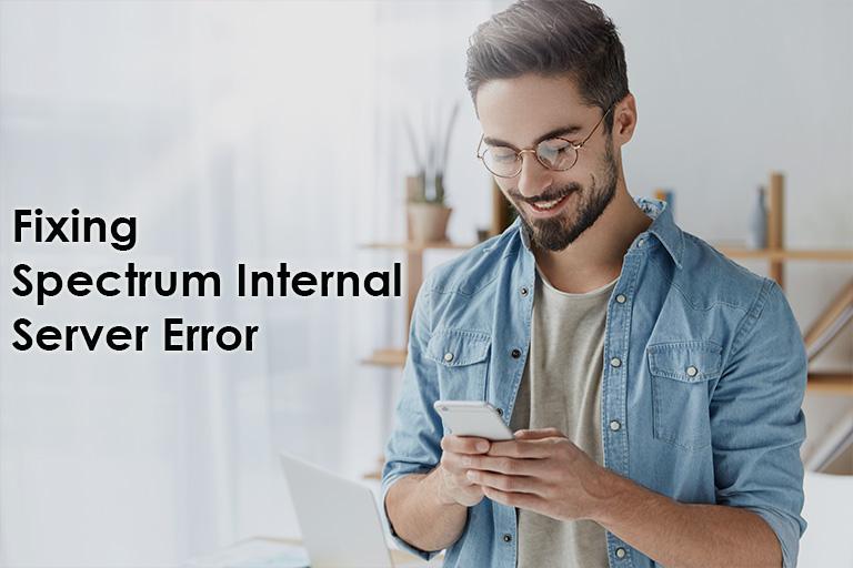 Fixing Spectrum Internal Server Error