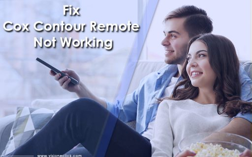 Fix Cox Contour Remote Not Working