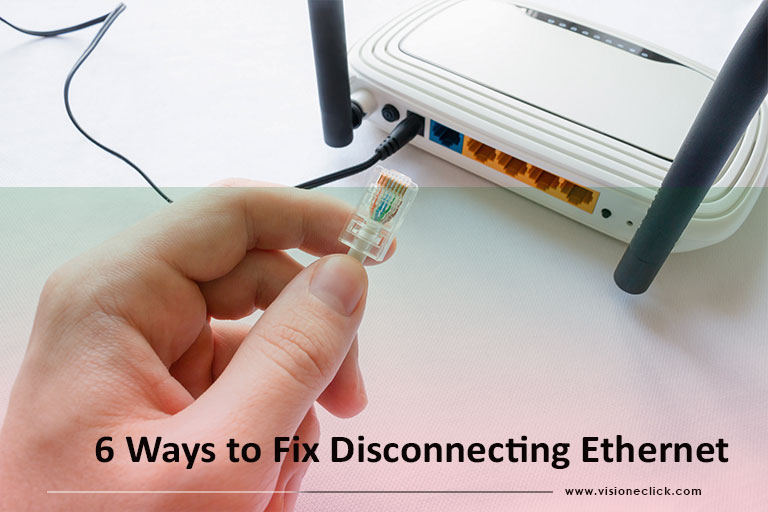 fix disconnecting ethernet