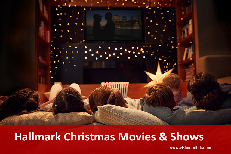 hallmark christmas movies and shows