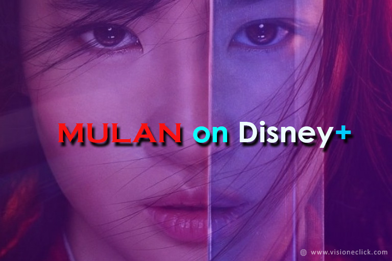 Mulan on Disney+