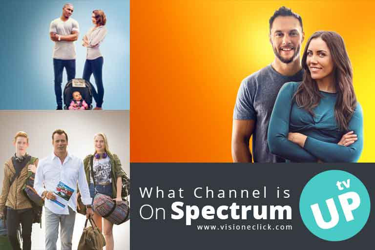 what channel is UP TV on Spectrum
