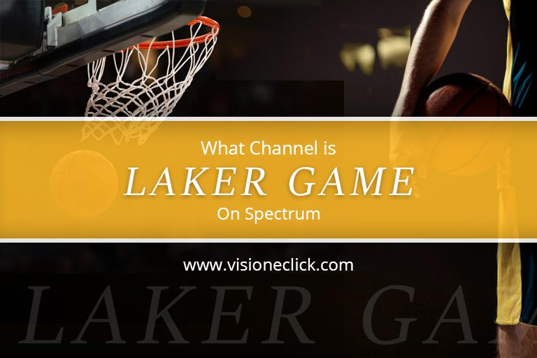 What Channel is the Laker Game on Spectrum